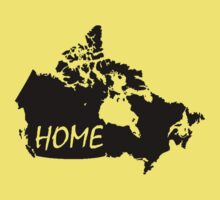 Canada Home Kids Clothes