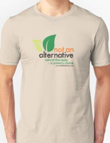Natural Therapies - A Primary Choice T-Shirt