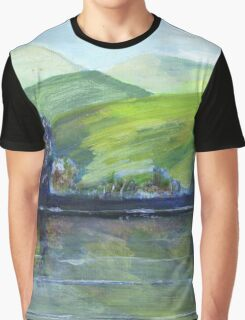 Reflections #1 Graphic T-Shirt