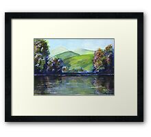 Reflections #1 Framed Print