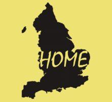England Home Kids Tee