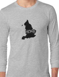 England Home Long Sleeve T-Shirt