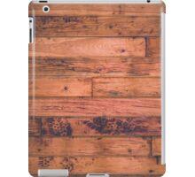 Vintage Wood iPad Case/Skin