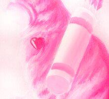 Cupid Cat Sticker