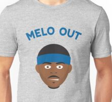 Melo Out (Carmelo Anthony)  Unisex T-Shirt