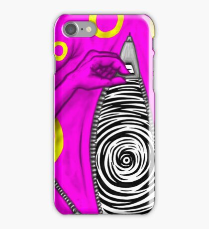 The Living Picture #4 - Arms iPhone Case/Skin