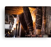 The Three Broomsticks' Three Broomsticks Canvas Print