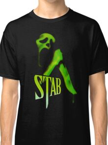 Stab - From the Scream series Classic T-Shirt