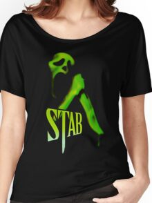 Stab - From the Scream series Women's Relaxed Fit T-Shirt