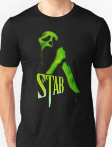 Stab - From the Scream series Unisex T-Shirt