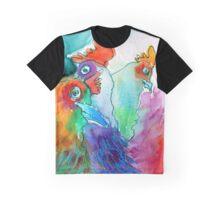 Chicken Trilogy Graphic T-Shirt