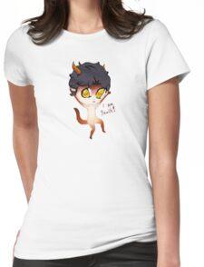 Chibi Smaug Womens Fitted T-Shirt