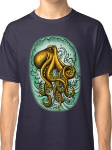 Traditional Octopus Classic T-Shirt