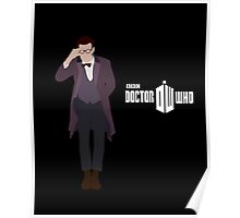 The Eleventh Doctor | Matt Smith Poster