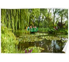 Giverny Impression Poster
