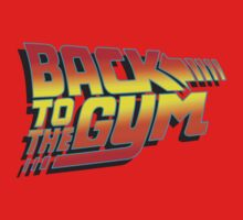 Back To The Gym Kids Tee