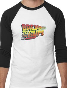 Back To The Gym Men's Baseball ¾ T-Shirt