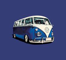 VW Bus Cool Blue T-Shirt