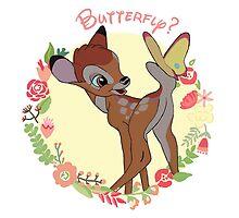 butterfly? by brileepfrog