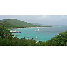 Mustique Bay Photographic Print