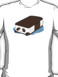 Cute Panda Bar Ice Cream T-Shirt