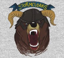 The Stormcloaks V.2 Kids Tee