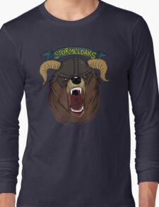 The Stormcloaks V.2 Long Sleeve T-Shirt