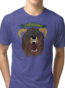 The Stormcloaks V.2 Tri-blend T-Shirt