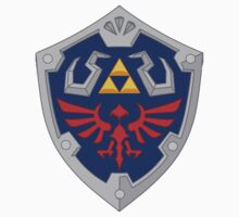 Hylian Shield by tobiejade