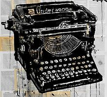 the underwood by Loui  Jover