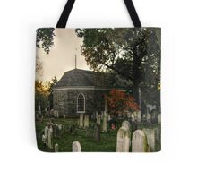 Old Dutch Reformed Church and Burial Ground, Sleepy Hollow, NY Tote Bag