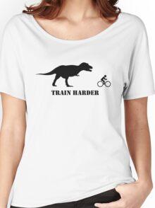 T-Rex Bike Training Women's Relaxed Fit T-Shirt