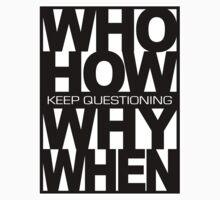 QUESTIONING by Yago