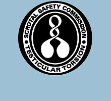 Scrotal Safety Commissioner Unisex T-Shirt