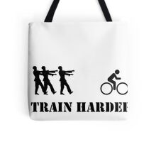 Zombie Bike Training Tote Bag
