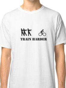 Zombie Bike Training Classic T-Shirt