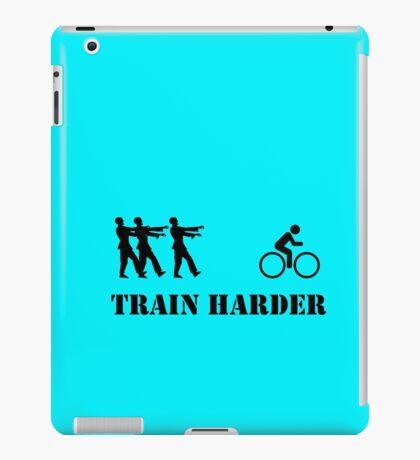 Zombie Bike Training iPad Case/Skin