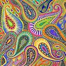 CELLULAR by Lisa Frances Judd~QuirkyHappyArt