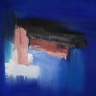 Ultramarine Blue and Venetian Red by wendyhyde
