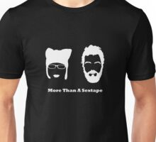 Snark and The Yeti (On a Black T-Shirt, or whatever) Unisex T-Shirt