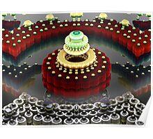 Seven Layer Dream Cake Poster