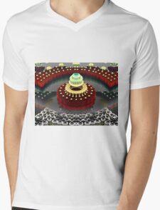 Seven Layer Dream Cake Mens V-Neck T-Shirt