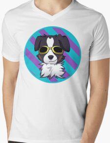 Original Super Cloud Mens V-Neck T-Shirt