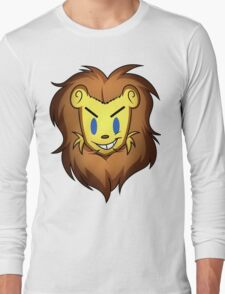 Clash the Lion Long Sleeve T-Shirt