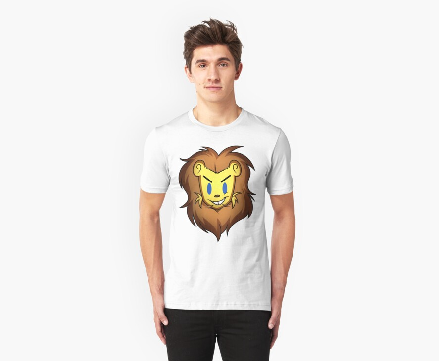 Clash the Lion by ClashJTM