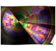 Spinning Spectrum Poster