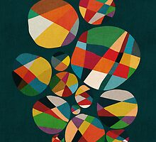 Wheel of fortune by Budi Kwan