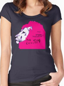 The Bradley Initiative - No Drum Concept Women's Fitted Scoop T-Shirt
