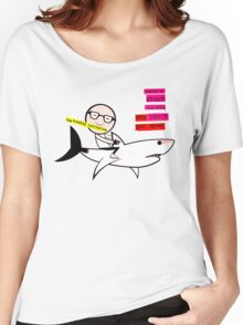 The Bradley Initiative - Moon's stuck in the sky Women's Relaxed Fit T-Shirt