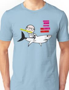 The Bradley Initiative - Moon's stuck in the sky Unisex T-Shirt